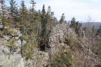 výhled z Devět skal