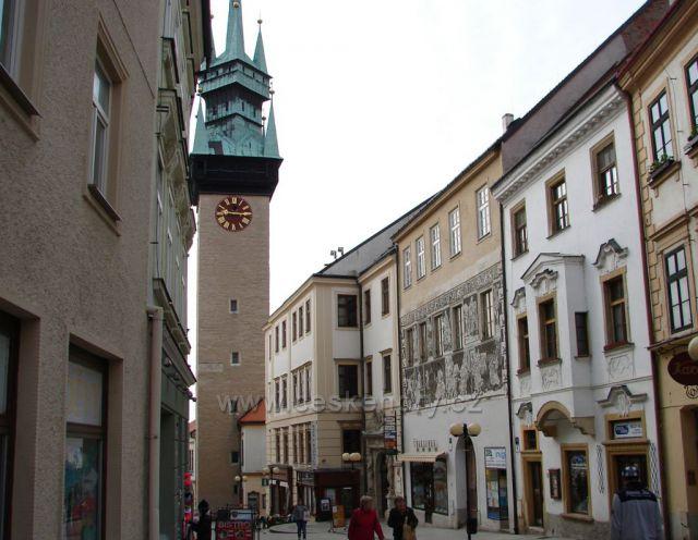 Znojmo, radniční věž