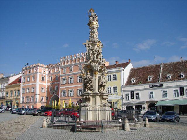Retz náměstí
