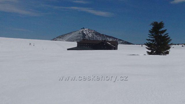 Sněžka a Luční bouda