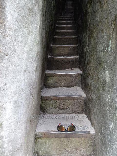 Takový schody do nebe