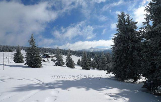 chata Švýcárna - Praděd