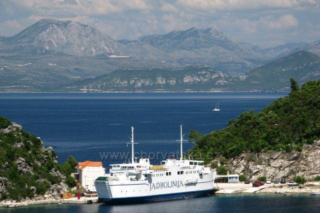 Sobra - ostrov Mljet