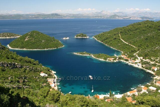 Prožurska Luka - ostrov Mljet