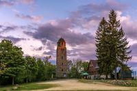 Bramberk v posledním světle 06.06.2021