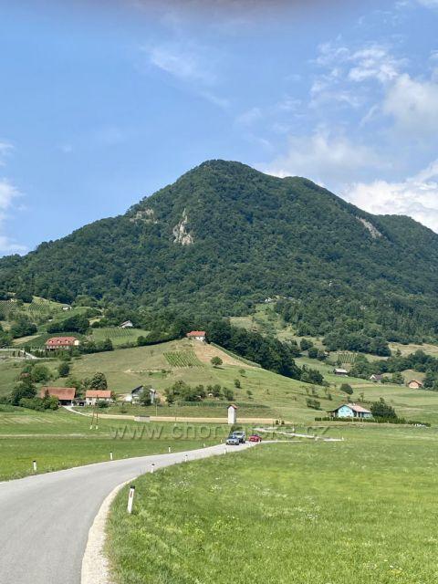 Chorvatská vesnice