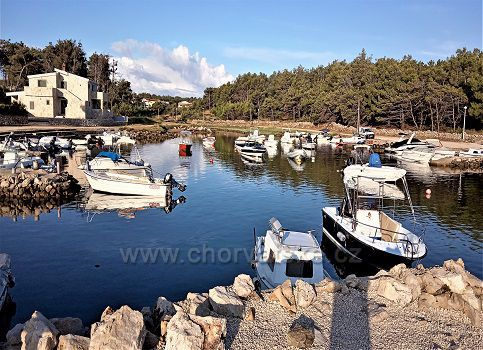 Mala Slatina - prístav