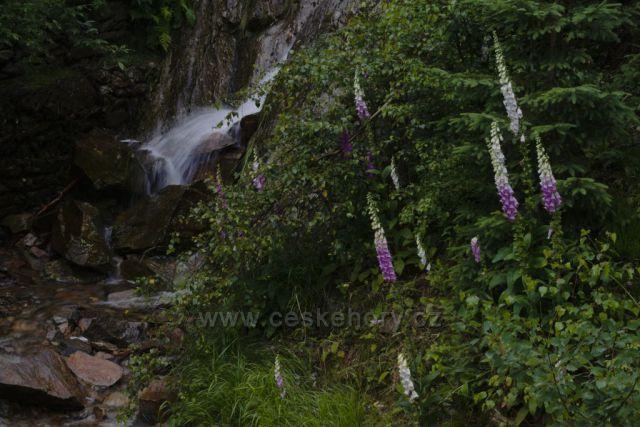 Doubravův vodopád