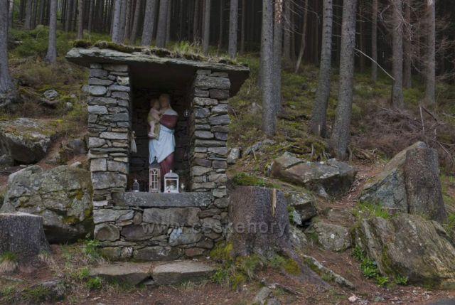 Obří Důl - sv. Panna Marie