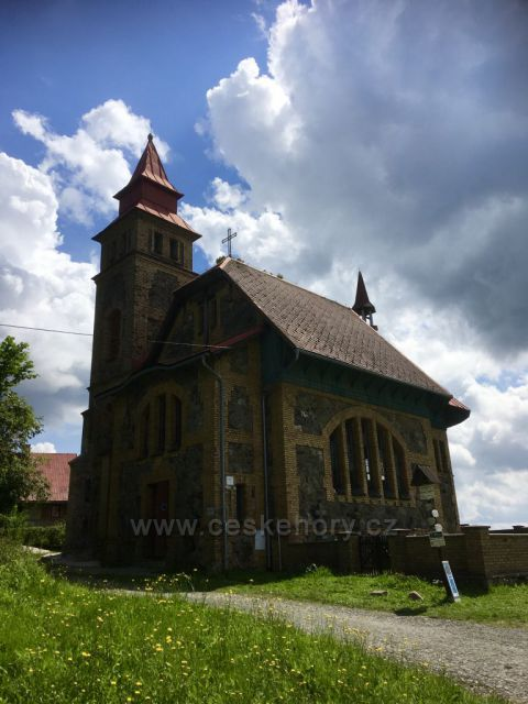 Kaple Sv.Josefa,Šediviny