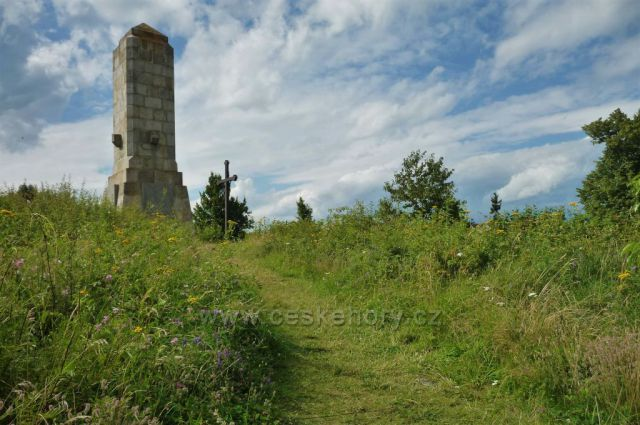 Památník u Hartenštejna