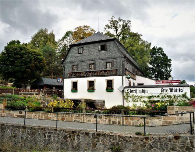 Starý mlýn - Šluknov