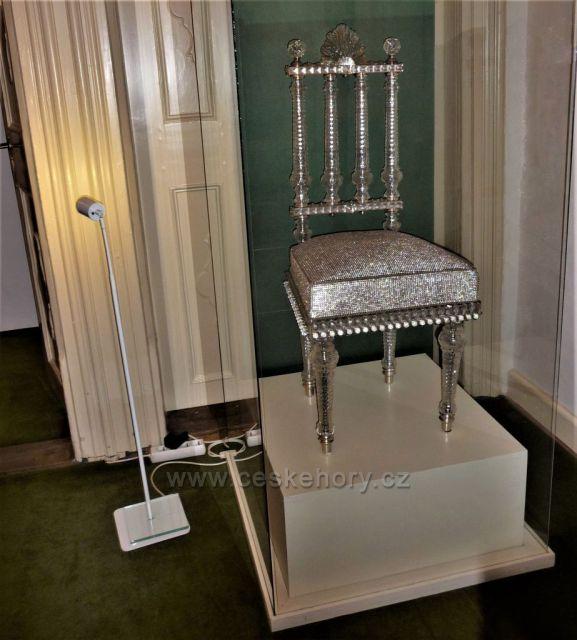 Kamenický Šenov - muzeum skla