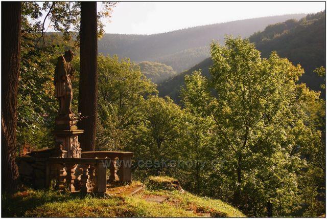 ranní meditace, Horní Maršov