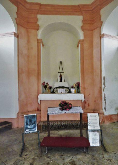 Toulky po Medníku (Kaple Neposkvrněného početí Panny Marie)