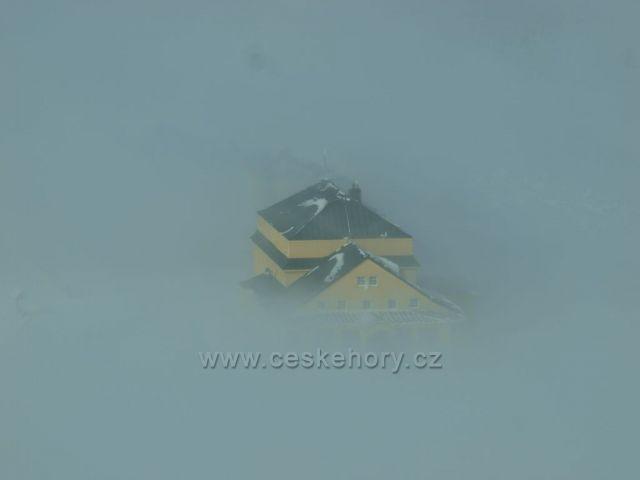 Krkonoše - Schronisko Pod Sniežka