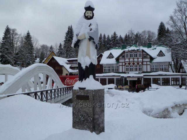 Sněhová kalamita v ŠM