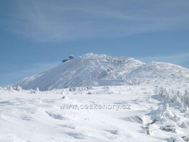 Sněžka 22.2.2011