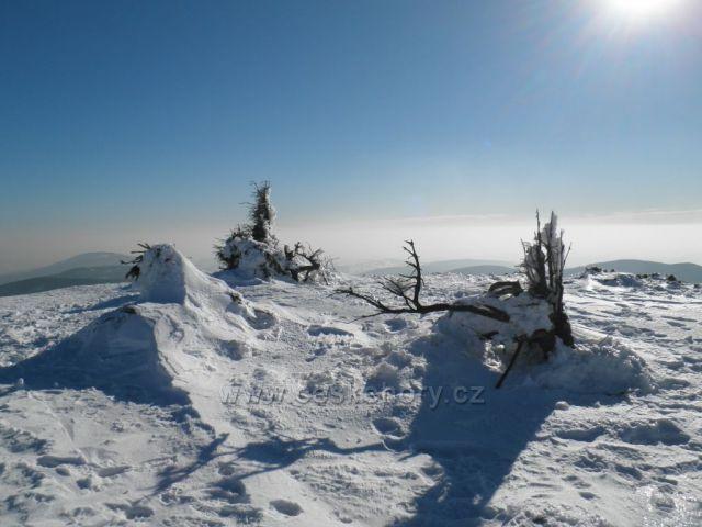Sníh, led a slunce