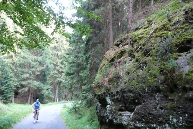 Česko-Saské Švýcarsko na kole a pěšky