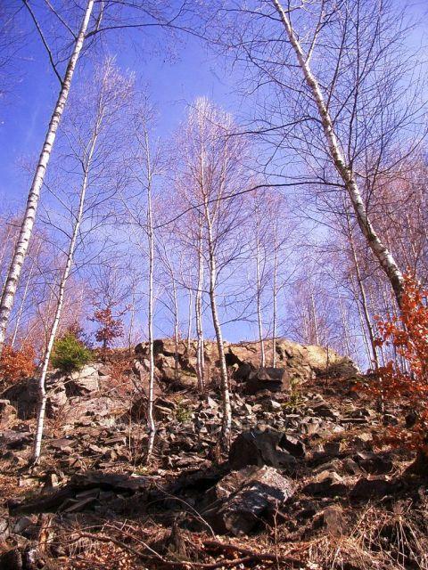 Kamenička - přehrada