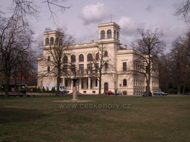 divadlo Chomutov