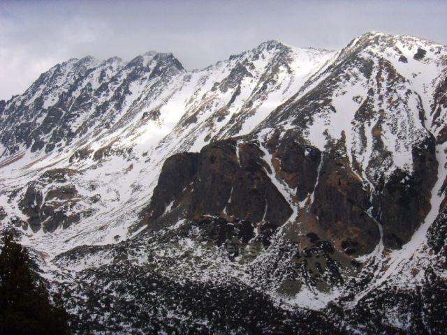 Vysoké Tatry - Solisko březen 2011