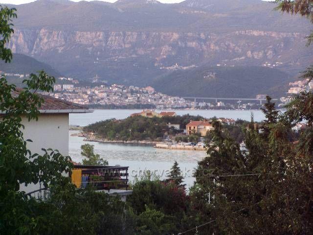 ostrov Krk, dedinka Šilo