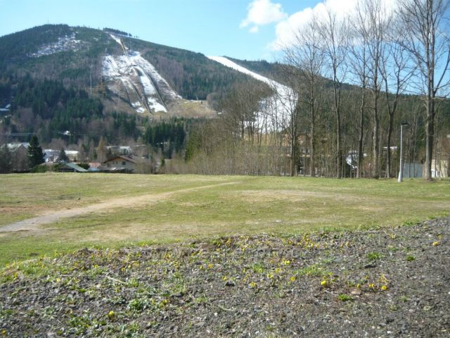 jaro v Harrachově