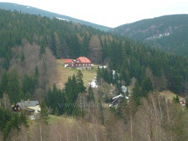 Harrachov - Rýžoviště a okolí