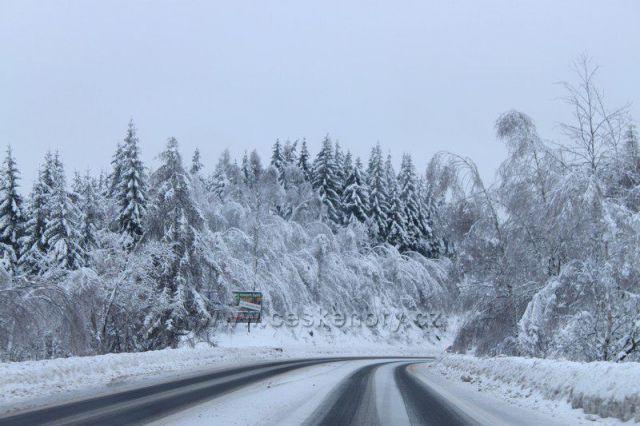 Zima na severu ...