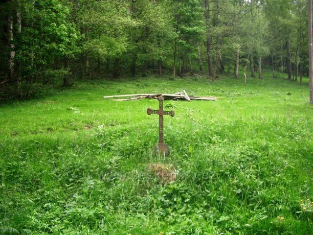 smírčí kříž Rájov