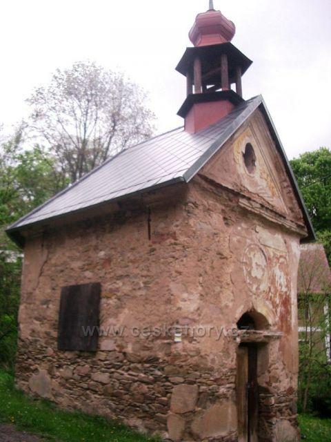 Rájov kaple Svatého Trpitele