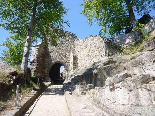 Oybin - 3.brána