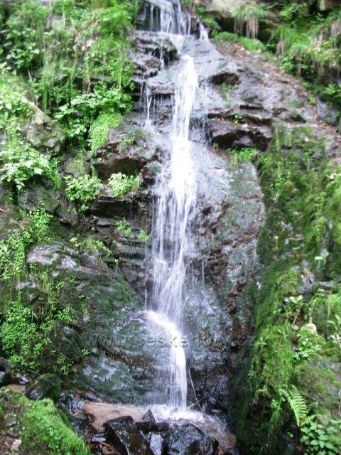 Kýšický vodopád