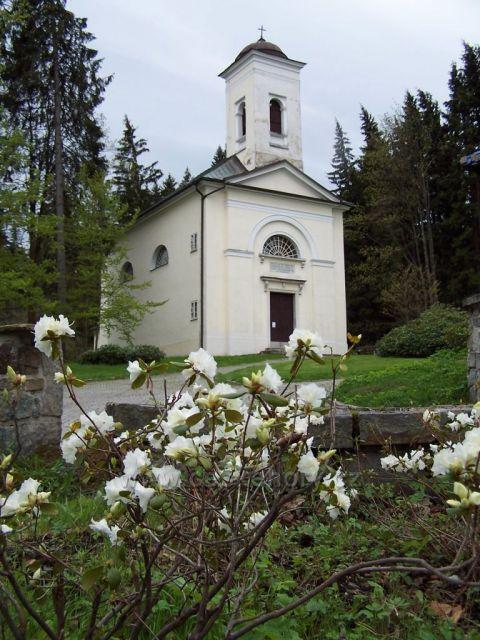 Karlova Studánka - kostel
