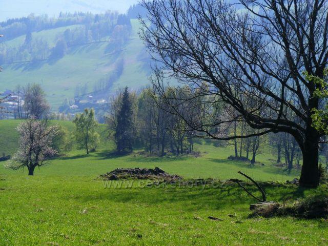 Jaro nad Kunčicemi