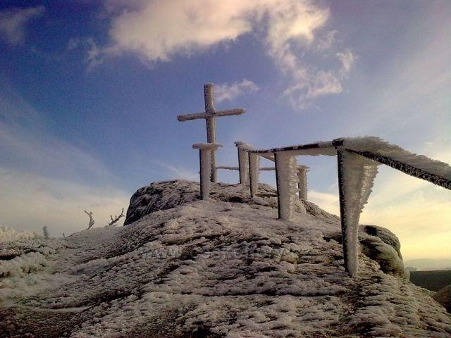 Jizera 1122 m (Jizerské hory)