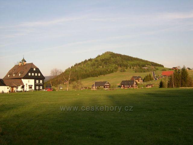 osada Jizerka, vrchol Bukovec