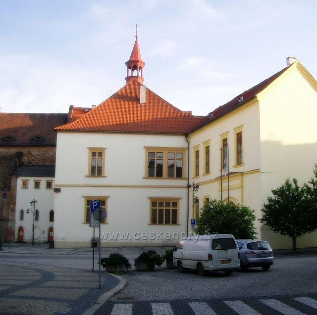 Chomutov - stará radnice