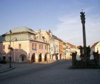 Chomutov -staré náměstí