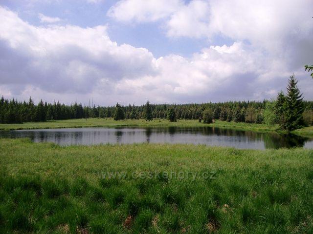 Pohraniční rybník