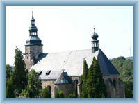 Kostel v Horním Slavkově