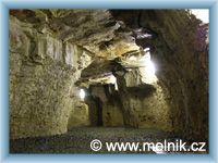Mělník - Mělnické podzemí