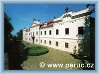 Peruc - Zámek