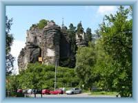 Sloupský hrad
