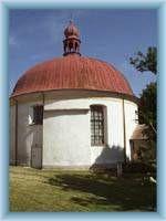 Levín - kaple