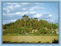 Hrad Jestřebí - Celkový pohled