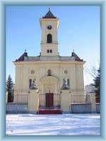 Mělník - Kostel