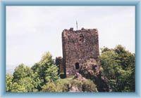 Ralsko - hrad